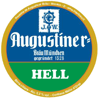 Augustiner Hell - 50 cl.