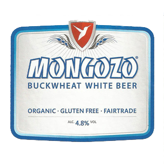 Mongozo Buckwheat White Beer