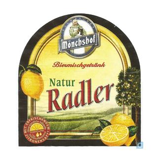 Monchshof Natur Radler