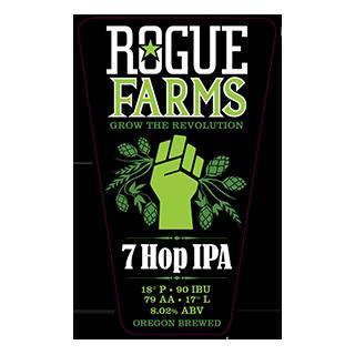 7Hop Ipa - Rogue